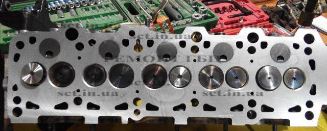 ремонт головки блока цилиндров